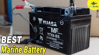 Best Marine Battery In 2020 – Excellent Selections!