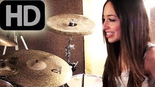RUSH - YYZ - DRUM COVER BY MEYTAL COHEN