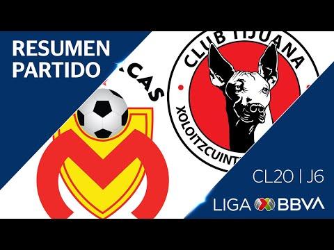 Resumen y Goles | Morelia vs Tijuana | Jornada 6 - CL 2020 | Liga BBVA MX