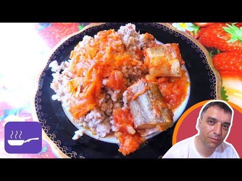 ✅ РЫБА В ТОМАТЕ - как приготовить рыбу в томате / Мамулина кухня