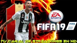 FIFA 19 | FUT CHAMPIONS 30 PARTIDOS DEL TIRON | EN DIRECTO | LIVE