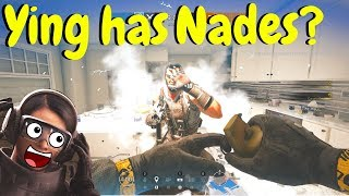 New and Improved Ying in Rainbow Six Siege (Void Edge Gameplay)