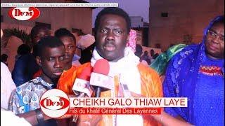 "Cheikh Galo Thiaw Laye :"" so beugué dégue deugue rék yeumbeul amoul ..."""