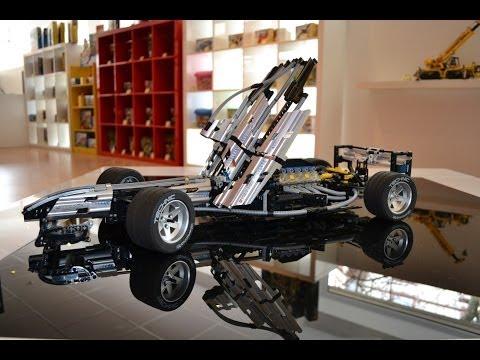 LEGO® Technic 8458 Silver Champion