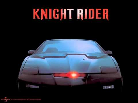 Knight Rider (Main Title) (Song) by Glen Larson and Stu Phillips