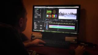 Монтаж ролика Time lapse 2 минуты из 3 часов