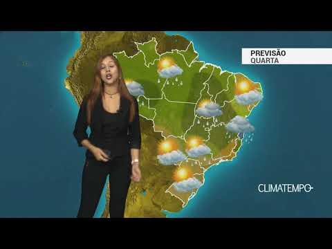 Ar seco no centro-sul do Brasil