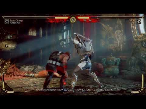 Mortal Kombat 11 KL Match