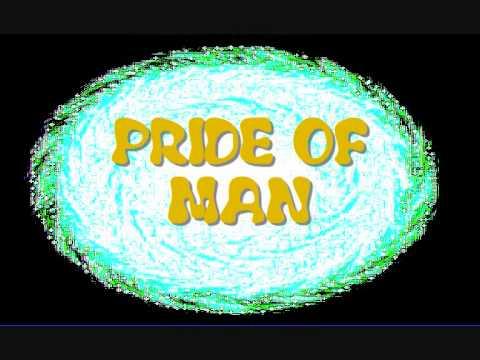 QMS : PRIDE OF MAN : LIVE 1970 .