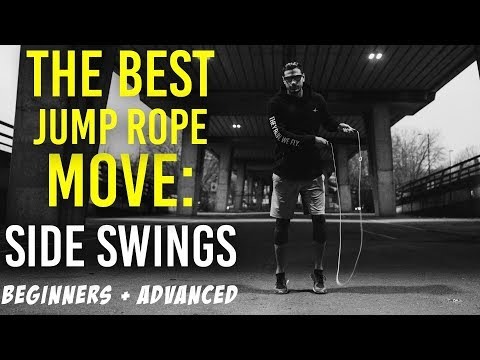 Jump Rope: Side Swing