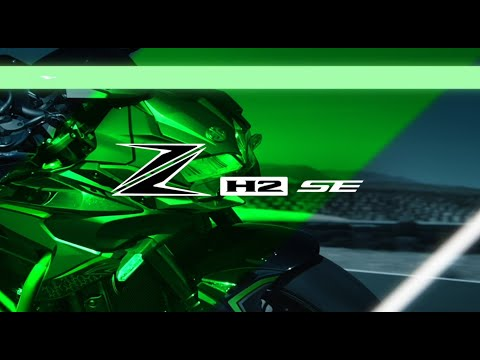 2021 Kawasaki Z H2 SE in Clearwater, Florida - Video 1
