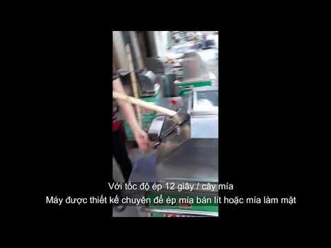 Máy ép mía siêu tốc F4-1500 - An Việt