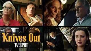 """Knives Out (2019) Official TV Spot """"Gather""""– Daniel Craig, Chris Evans, Ana de Armas"""