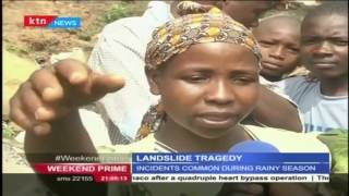 Landslide in Nandi County kills five people