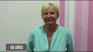 Lifting facial - Testimonio Carmen Martín - Clínica Dorsia Hospitalet
