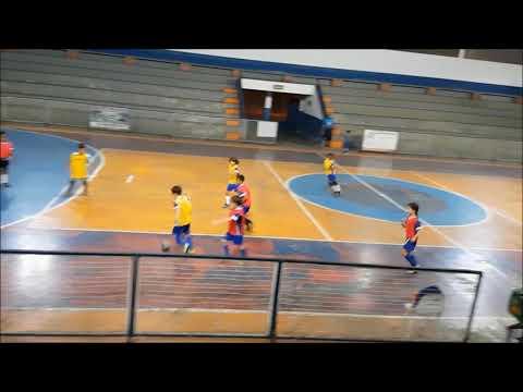 Felipe Abbud - Escolinha de Futsal - BTC - Barra do Piraí/RJ - março de 2018