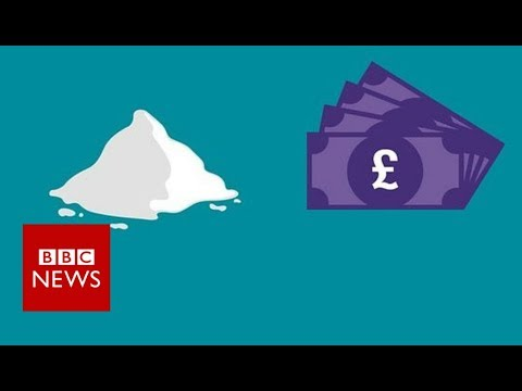 Cocaine's unexpected economic impact - BBC News
