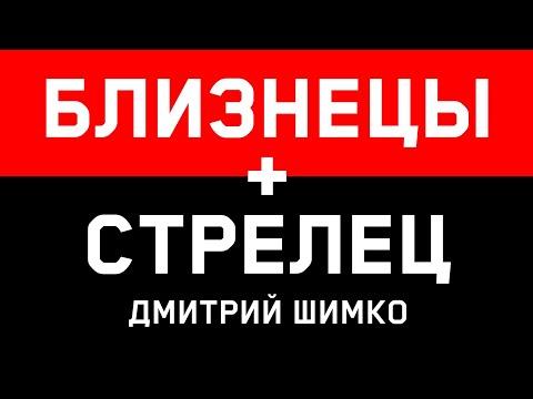 СТРЕЛЕЦ+БЛИЗНЕЦЫ - Совместимость - Астротиполог Дмитрий Шимко
