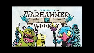 Warhammer Weekly 02262020 - Building & Painting Your Army with Sam Lenz