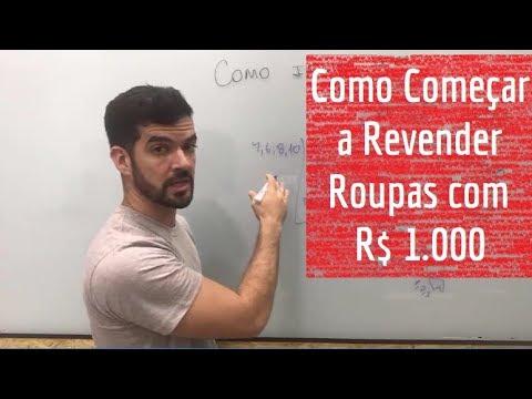 , title : 'Como começar a revender roupas com R$ 1.000 mil reais