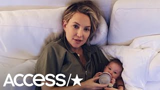 Kate Hudson Opens Up About Her