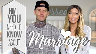 BEFORE YOU GET MARRIED... WATCH THIS! || What the Bible says About Marriage!