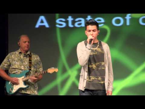 Wake Up by Colton Dixon Cover