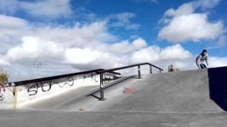 preview picture of video 'Día de skate en Torrejón de Ardoz'