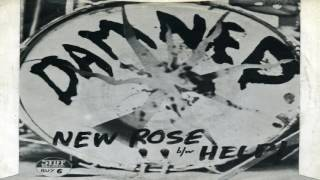 the Damned - New Rose 1976 Single