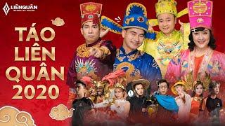 TÁO LIÊN QUÂN 2020 | CHÍNH THỨC FULL HD - Xuân Bắc, Tự Long, Vân Dung, Quang Thắng, Hậu Hoàng,...