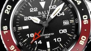【BALL WATCH】唯一以微型氣燈點亮外置GMT錶圈的時計