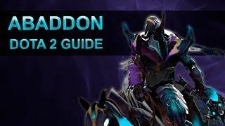 Dota 2 гайд: Abaddon
