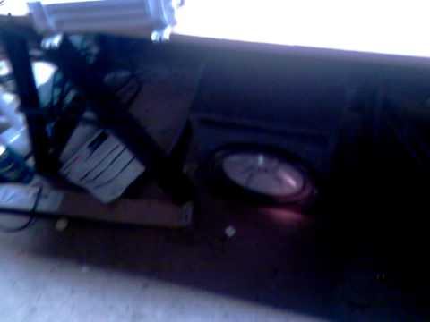 testing old amps part 2 (pyle plad 213)