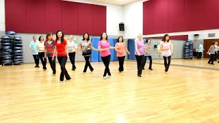 All I Am Is You   Line Dance (Dance & Teach In English & 中文)