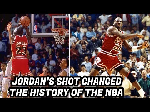 The Story You Didn't Know About Michael Jordan's