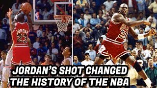 """The Story You Didn't Know About Michael Jordan's """"The Shot"""""""