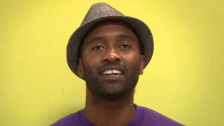 Beatboxing with Rashidi Omari | KQED Arts