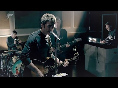 Don't Look Back In Anger (Live At RAK Studios) - NG's HFB | The Great Songwriters