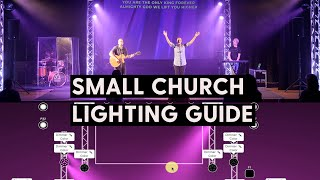 How to Design Lights for Worship
