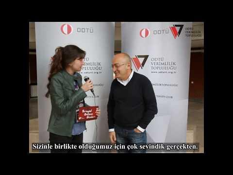 Bireysel Gelişim Günleri – Dr. Murat Bilgili Röportajı