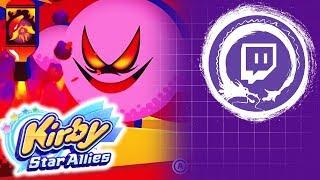 ULTIMATE CHOICE RUN!   Kirby Star Allies   Stream Four Star