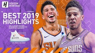 Devin Booker BEST Highlights & Moments from 2018-19 NBA Season!