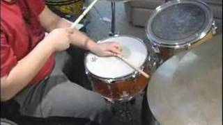 How To Play A Bossa Nova Drum Beat : Playing Variations Of A Bossa Nova Drum Beat