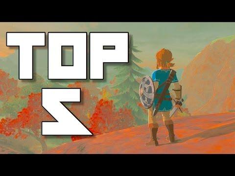Video Top 5 Meals So Far - Zelda Breath of The Wild