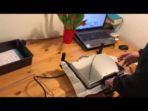 Silex grill unboxing