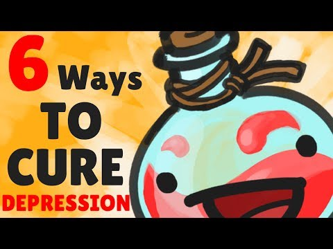 Video 6 Ways To CURE DEPRESSION