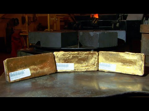 Как в Америке золото добывают | ДЕТАЛИ