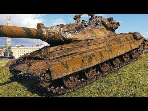 60TP - BIG GUN TIME - World of Tanks Gameplay