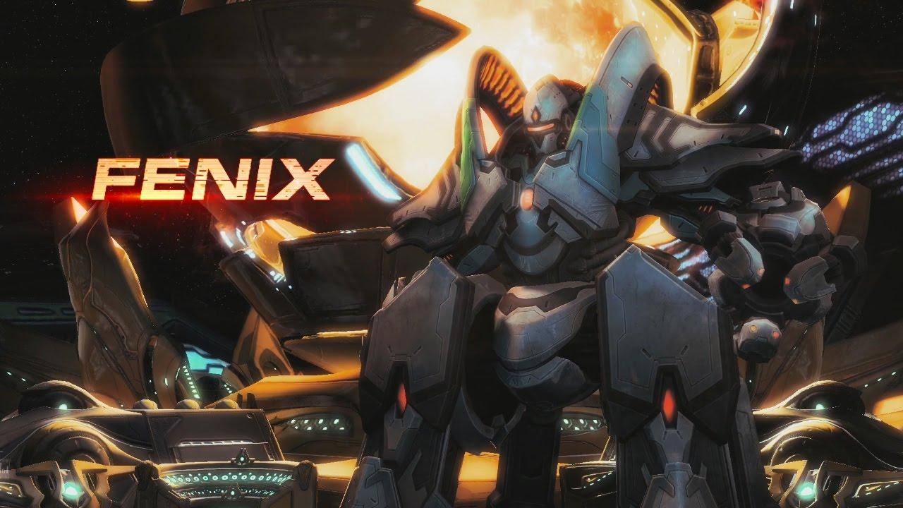 Blizzard подаряват Co-op Commander Fenix