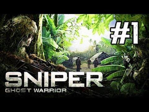 Тайлер Уеллс ► Sniper Ghost Warrior 1 прохождение на русском - Часть 1